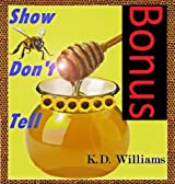 (Bonus) Show Don't Tell Dictionary #2: How to use imagery in writing, Make your novel stand out, Improve writing details: Help with Writing