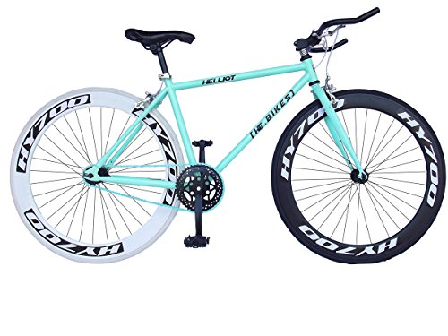 Helliot Bikes Brooklyn41 Bicicleta Fixie Urbana