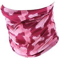 Protective Neck Tube Kinder Tunnel Loop Schal Pink Berry Nacken Fleece Schlauch Wärmer, 298000-525