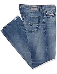 Diesel Herren Straight Jeans Larkee L.34 Pantaloni
