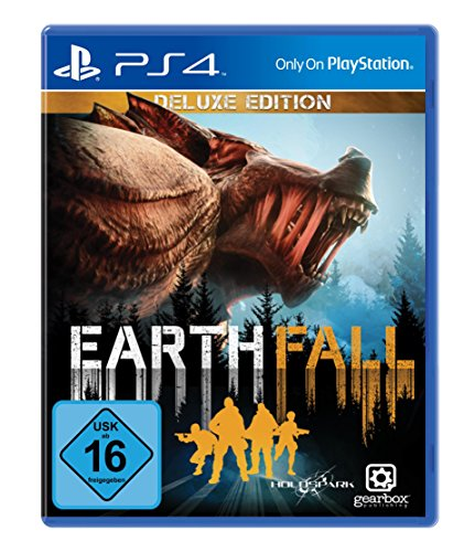 Earthfall (Deluxe Edition)