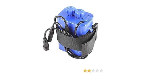 8.4 V 6x18650 Wasserdichte Batterie Pack Box Haus Fall Abdeckung Für Fahrrad♥