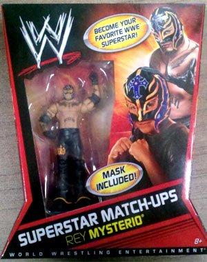 Figur WWE Rey Mysterio