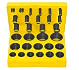 hochwertigen Nitril Gummi O Ring Kit in metrische Größen. Hergestellt aus hochwertigem Gummi ideal für Wartung Automobile,, Ingenieure und zahlreiche Aufgaben.