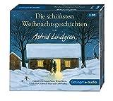 Die schönsten Weihnachtsgeschichten (3CD): Lesungen mit Musik, ca. 140 Min. - Astrid Lindgren