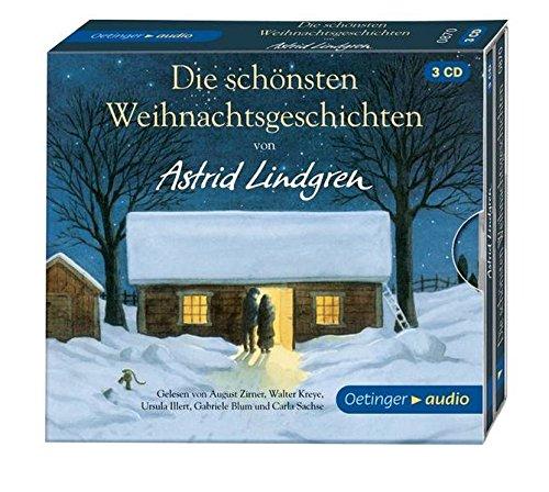 Die schönsten Weihnachtsgeschichten (3CD): Lesungen mit Musik, ca. 140 Min.: Alle Infos bei Amazon