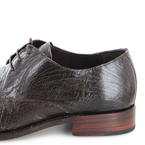 Sendra Boots  7965A, Chaussures de ville à lacets pour homme Marron Marron Marron - Niger