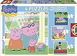Educa Borrás Peppa Pig - Progressive Puzzles,6-9-12-16Pieces 15918