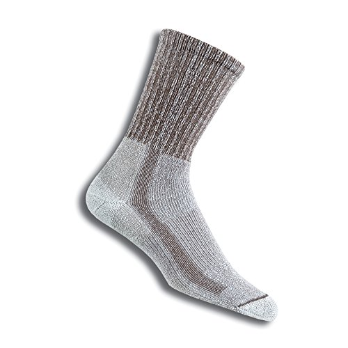 Thorlo light weight men's hiking socken - 12.5-14 (Hiking Sock Crew Coolmax)