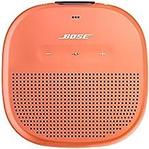 Bose® SoundLink® Micro - Altavoz con Bluetooth, color Bright Orange