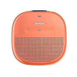 bose soundlink micro bluetooth lautsprecher orange amazon. Black Bedroom Furniture Sets. Home Design Ideas