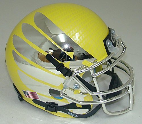 ncaa-oregon-ducks-yellow-wing-and-carbon-fiber-mini-helmet-one-size-white-by-schutt