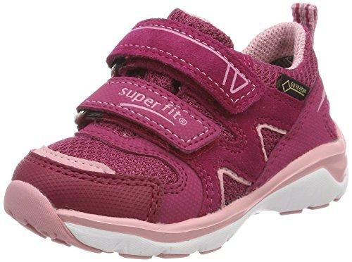 Superfit Mädchen SPORT5 Sneaker, Pink (Berry), 26 EU