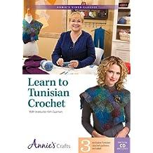 Learn to Tunisian Crochet: With Instructor Kim Guzman