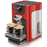 Philips HD7864/81 Senseo Quadrante mit verschiedenen Stärkestufen, Karminrot