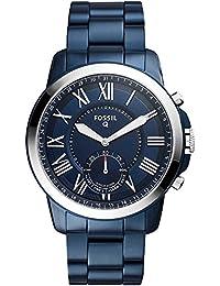 Fossil Q Herren Hybrid Smartwatch FTW1140