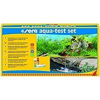 Sera 04000 aqua-test set, valigetta, imparare a conoscere il pH, GH, KH, NO2 – veloce, preciso, professionale