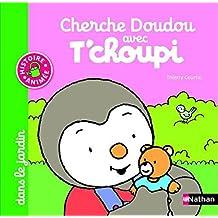 Cherche Doudou avec T'choupi dans le jardin