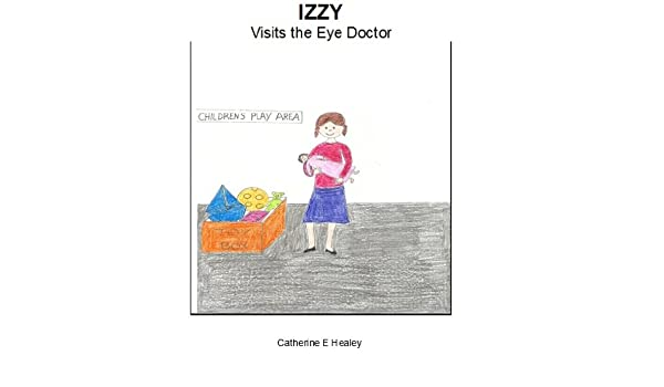 IZZY visits the Eye Doctor