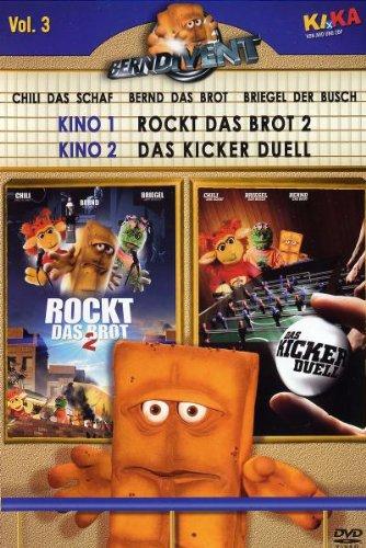 Vol. 3 - Rockt das Brot 2 / Das Kicker Duell