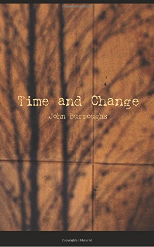 Time and Change