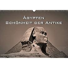 Ägypten - Schönheit der Antike (Wandkalender 2019 DIN A3 quer): Ansichten einer 5000 Jahre alten Kultur in Sepia (Monatskalender, 14 Seiten ) (CALVENDO Orte)