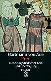 Image de Erec: Mittelhochdeutscher Text und Übertragung