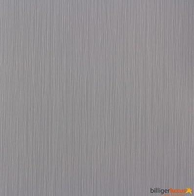 Vliestapete Selina - 1005 x 53 cm Farbe: Platingrau