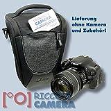 Dörr 456413Licol Classic XL Housse pour Appareil photo/caméra SLR avec objectif Noir