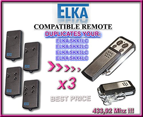 3-x-elka-skx1lc-skx2lc-skx3lc-skx4lc-universal-43392-mhz-compatible-remote-control-transmitter-for-g