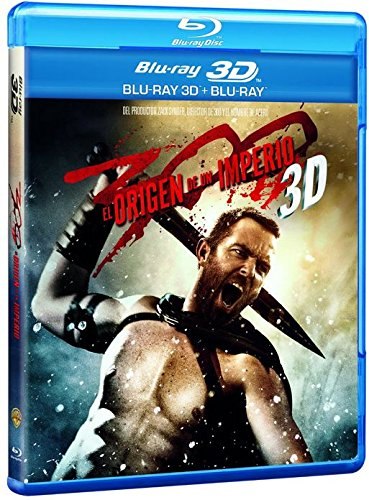 300: El Origen De Un Imperio (BD 3D + BD 2D) [Blu-ray]