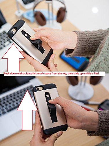 LAB.C cavo & Ultra protezione Case-nero-per iPhone 6 nero