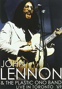 John Lennon & the Plastic Ono Band : Live in toronto '69 [Import italien]