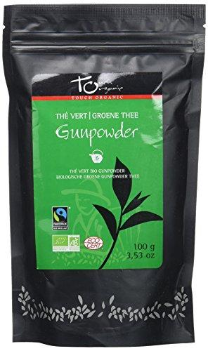 Touch organic Thé Vert Gunpowder Vrac Bio 100 g