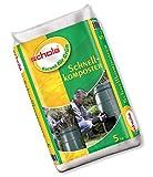 Schola Schnellkomposter zur Beschleunigung des Rottevorgangs von Garten- und Küchenabfällen | 5kg-Sack