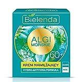 Bielenda Algae Moisturizing Face Cream 50ml Age 60+ for Every Type of Mature Skin