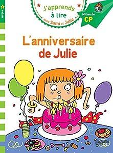 """Afficher """"L'anniversaire de Julie"""""""