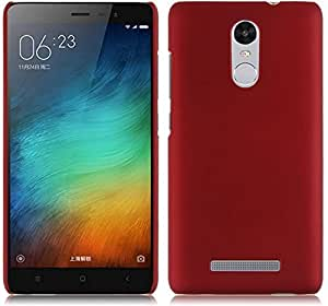 Friends Electronics Capdase Red Plastic Back cover for Xioami Redmi Mi Note 3