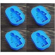 Molde silicona Le – juego de 4