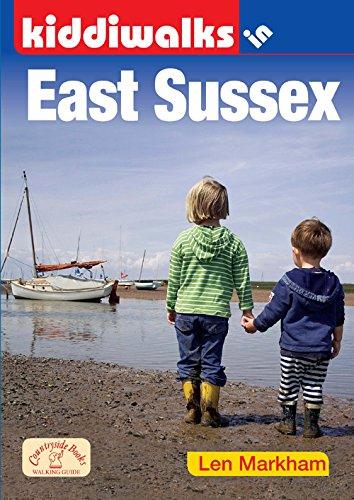 Kiddiwalks in East Sussex (Family Walks) por Les Markham