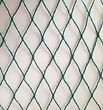 Nutley 's 2x 5m Vogelnetz gewebt–Grün