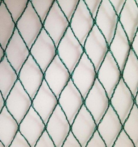 Nutley's Gewebtes Vogelnetz, 5x10m, Grün
