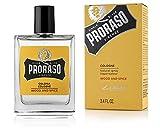 Proraso - Colonia Wood and Spice con note di legno e spezie (M00770)