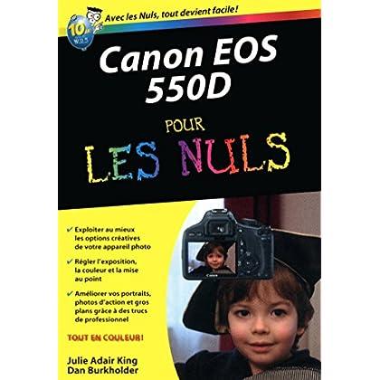 Canon EOS 550D Poche pour les Nuls (POCHE NULS)
