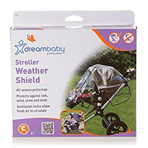 Dreambaby Stroller Weather Shade   1