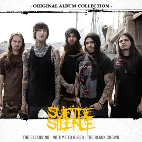 Original Album Collection (The Cleansing / No Time To Bleed / The Black Crown) by Suicide Silence