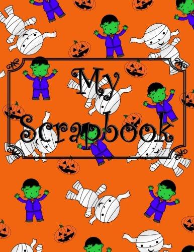 (My Scrapbook: Halloween scrapbook)