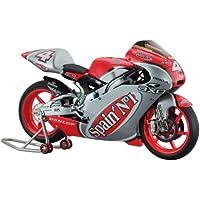 1/12 2002 Modellino Motocicletta Honda NSR250 two-team group lessee (2002 WGP250) (21706) (Importato da Giappone)