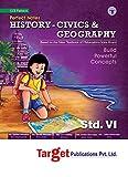 Std. 6, History | Civics and Geography, English Medium, Maharashtra Board