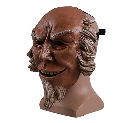 YANJJ Halloween Maske Human Clearance Plan Uncle Sam -